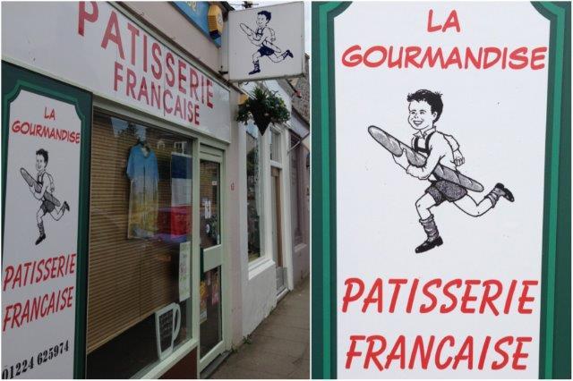 Panaderia La Gourmandise en Aberdeen