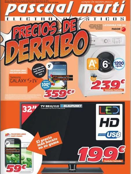 catalogo pascual marti ofertas febrero 2014