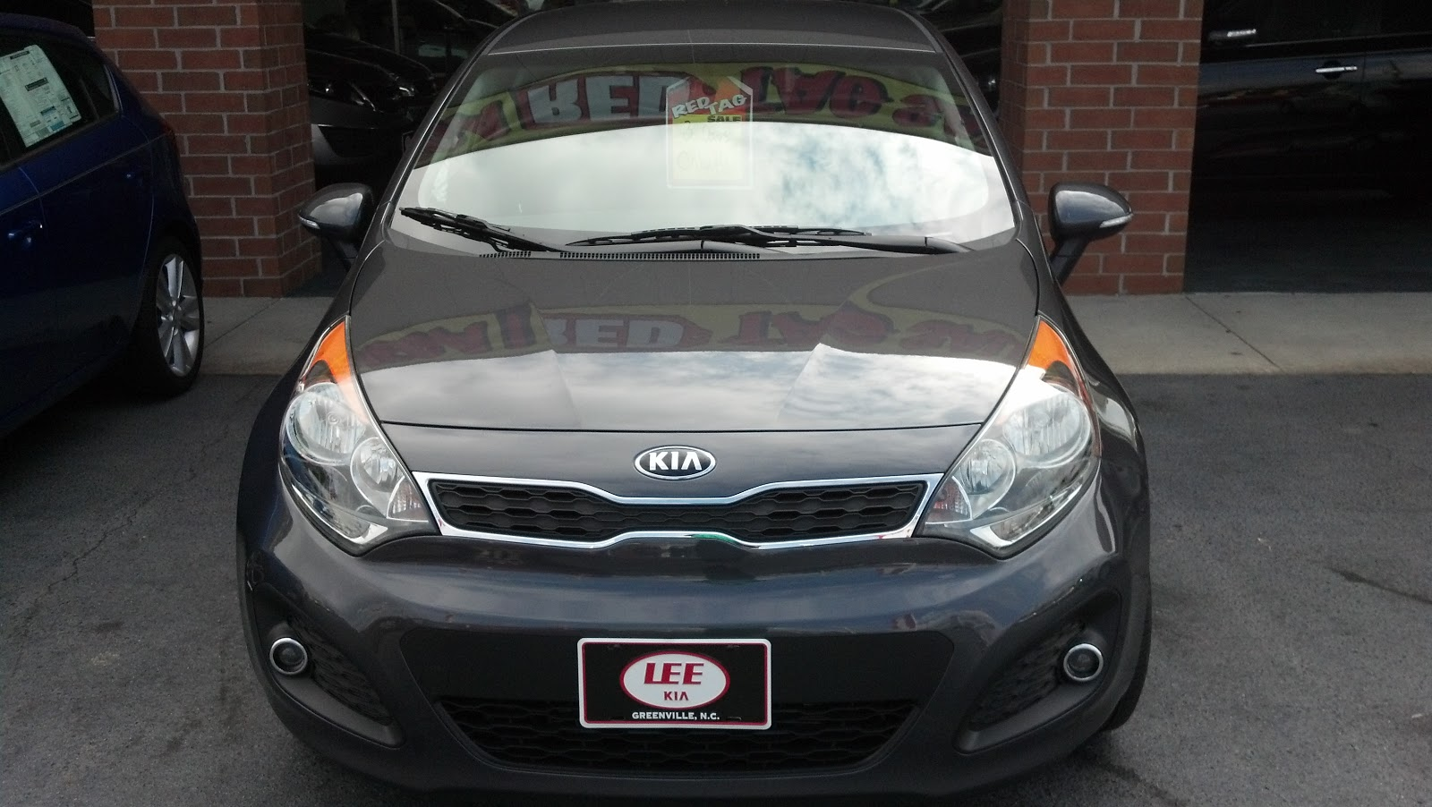The 2013 Rio 5 Door To Me Is The Best Looking Car In Itu0027s Class. The Kia  Designers Have Done An Amazing Job At Crafting Attractive Vehicles. The Kia  Rio ...