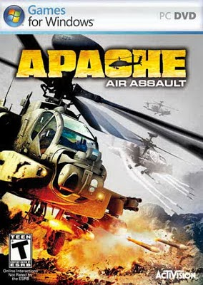 Apache+AH 64+Air+Assault Download Apache Air Assault RIP PC Gratis