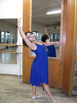 Bianca Valencia, Dance Company, Soloist