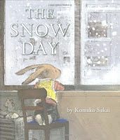 bookcover of SNOW DAY by Komako Sakai