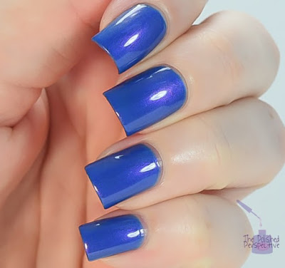 china glaze come rain or shine swatch