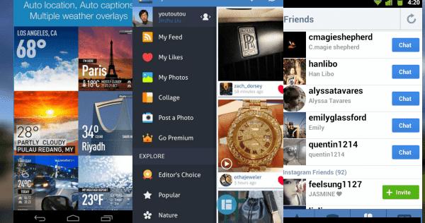 10 Apps para mejorar su experiencia de Instagram en Android | PCWebtips