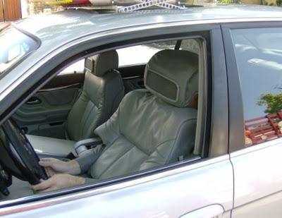 車のコスプレ