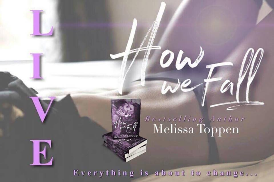 How We Fall Book Blitz