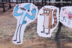 Regular Show Party