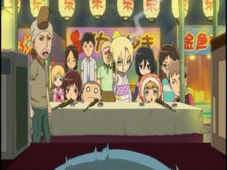 Shingeki! Kyojin Chuugakkou – Episódio 09
