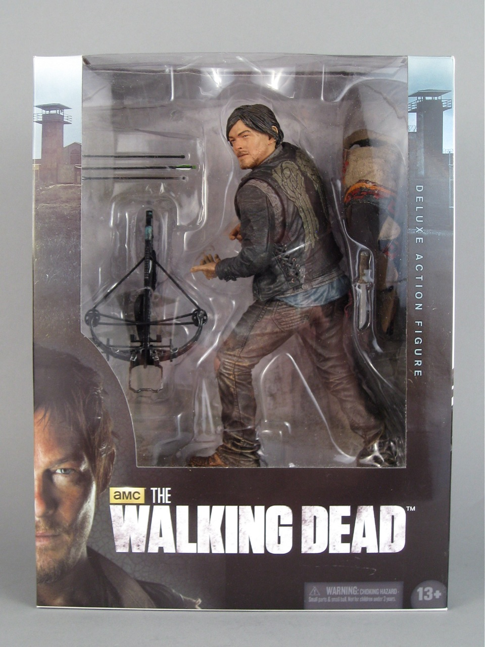 Mcfarlane walking dead series 6 daryl dixon action figure - I Particularly