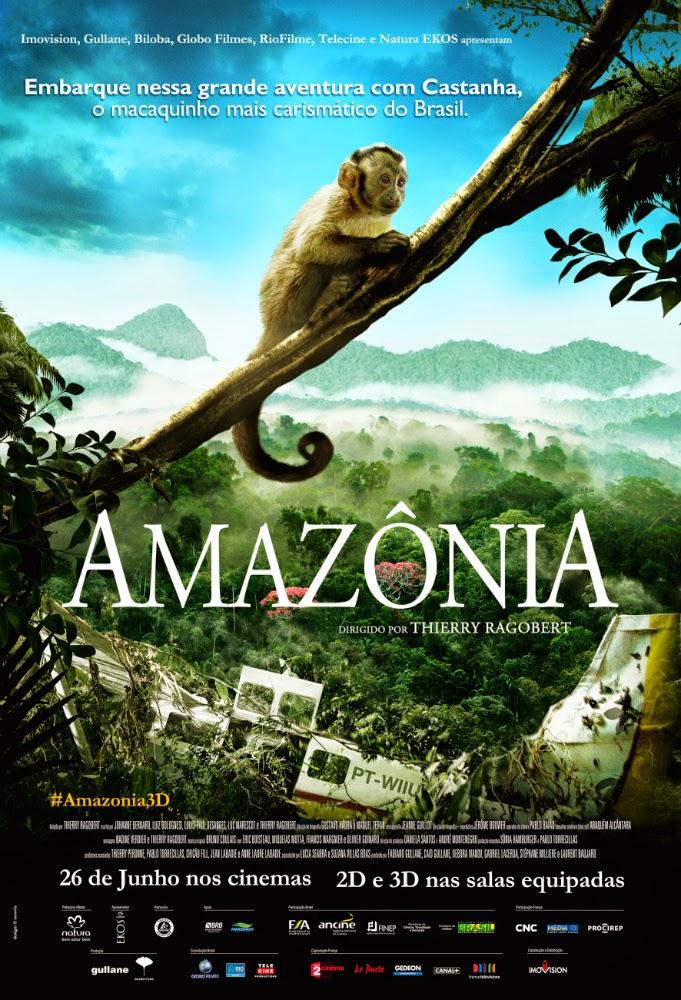Pôster/capa/cartaz nacional de AMAZÔNIA