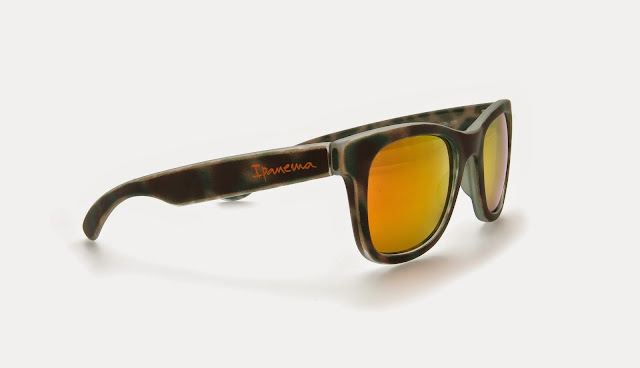 Ipanema Camouflage Wayfarer Sunglasses
