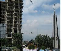 Sejarah Tugu Kujang Bogor,yang akan kalah oleh Hotel