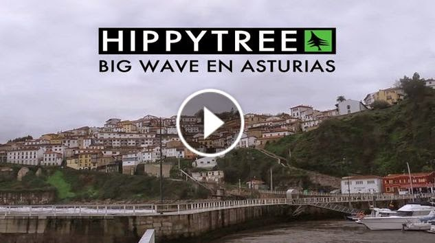 Big wave en Asturias - La verdad - HippyTree -
