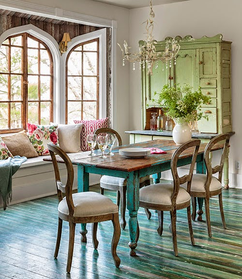 Dining room ideas/lulu klein