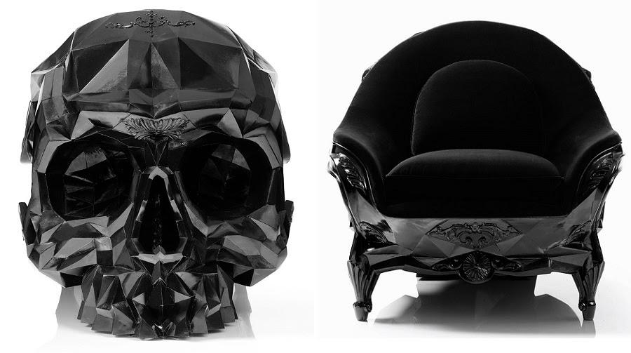 Simply Creative Skull Sculptures