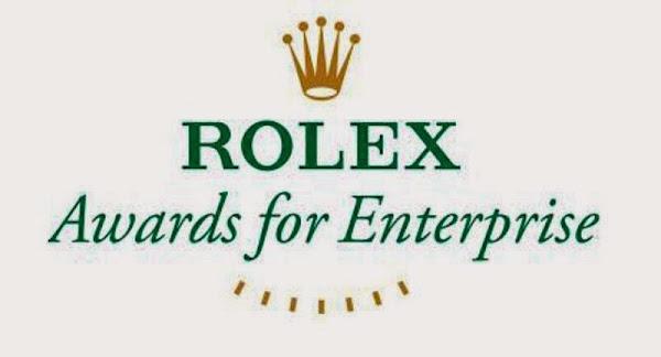 Premio rolex para emprendedores