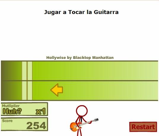 http://www.pequered.com/juego-tocar-la-guitarra/