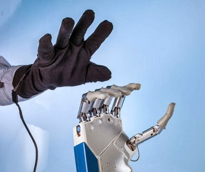bionic sensation yapay el hissetme