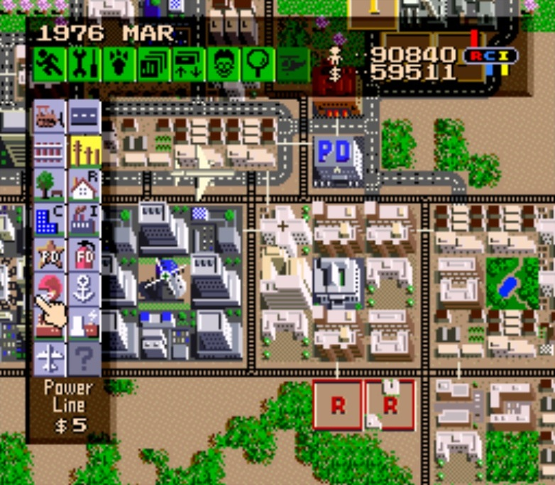 150 SNES games reviewed  - Page 4 Sim_City9