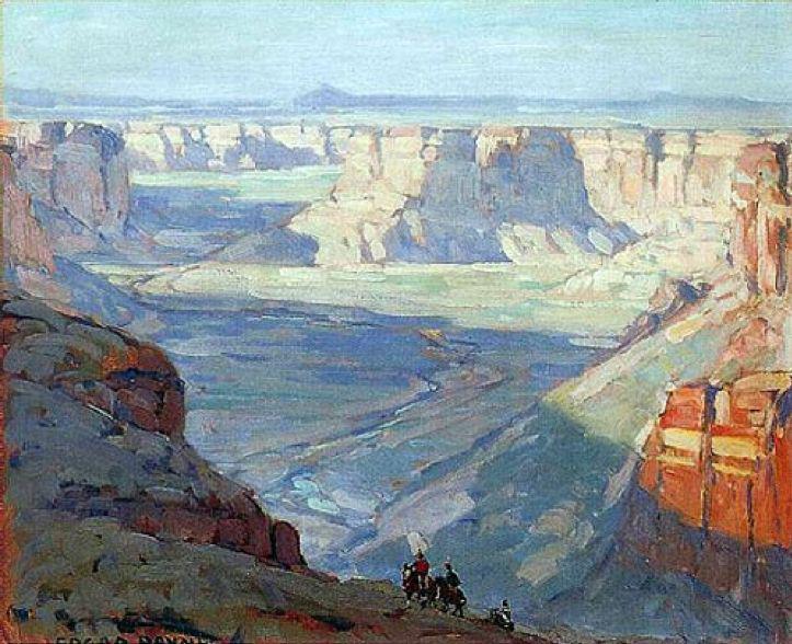 Edgar Payne Paintings Images