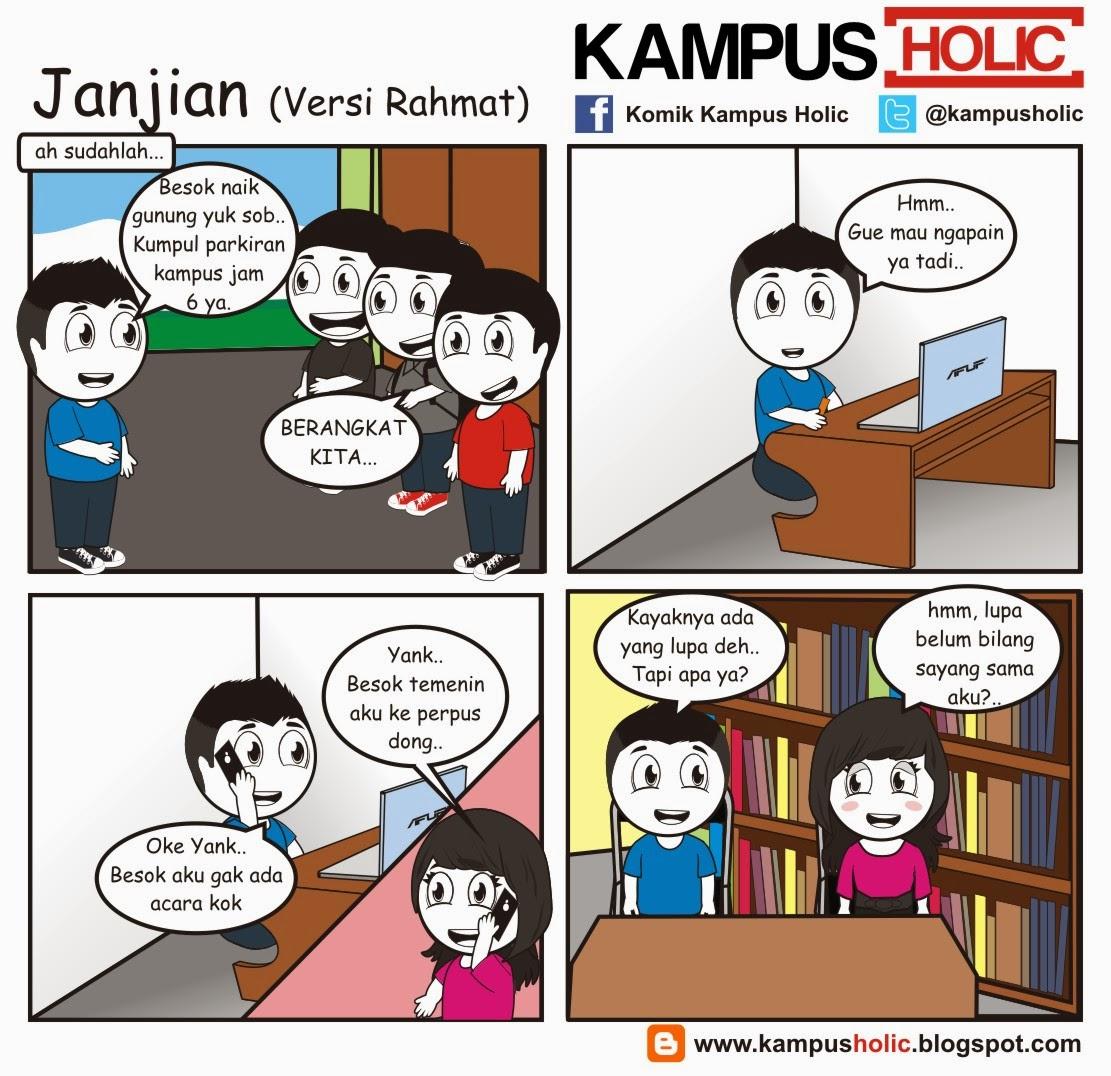 #666 Janjian (Versi Rahmat)