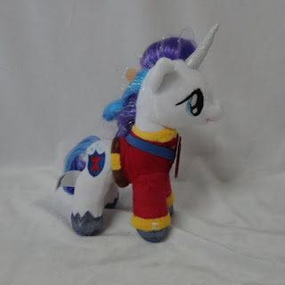MLP Shining Armor 9 Inch Plush with Brushable Hair by Multi Pulti