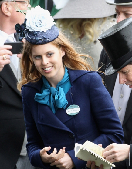 Princess Beatrice Royal Ascot
