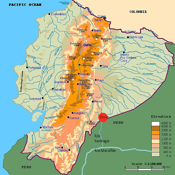 Fotos del rio amazonas en ecuador 88