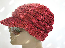 Degrade Unique hat,beanie,cap. for precious ladies
