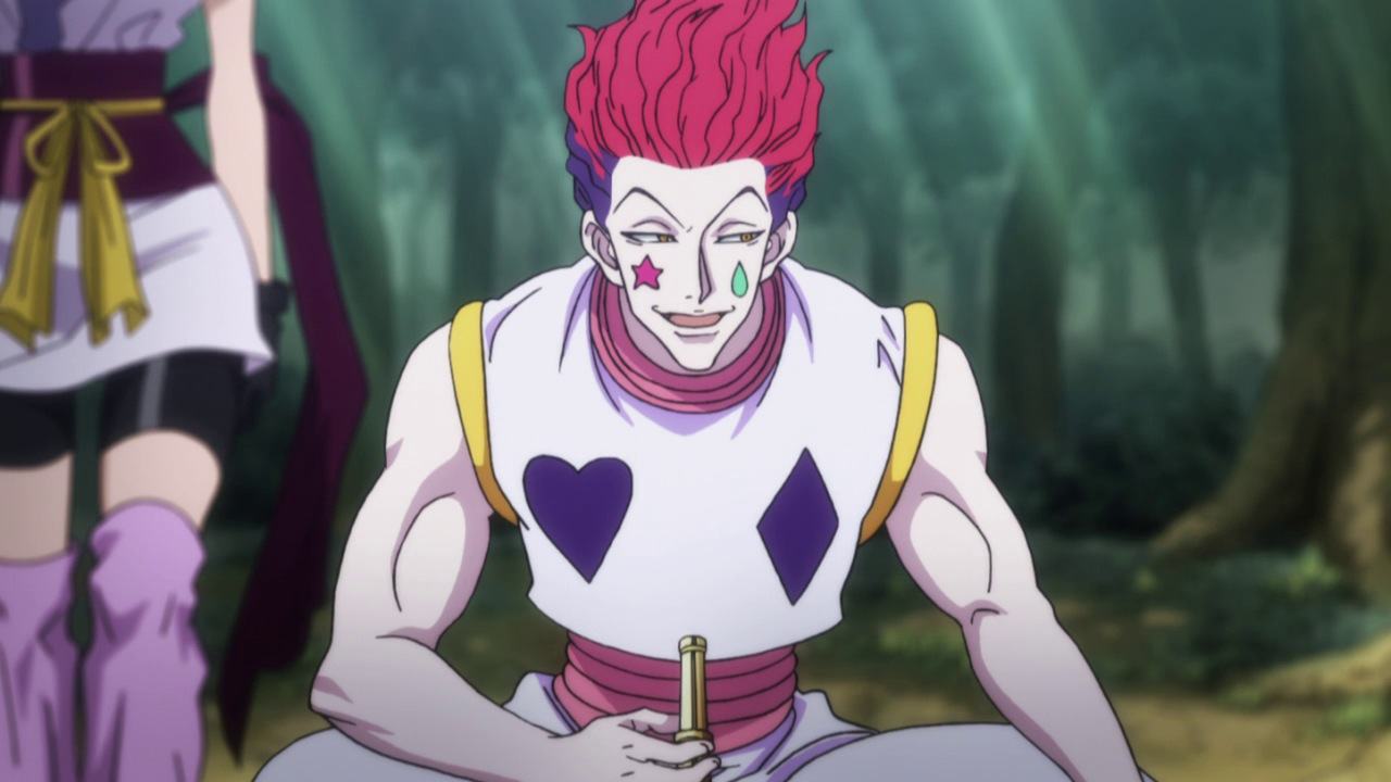 But Hisoka Had No Trouble Detecting His Hidden Presence A Feat Which He Chalked Up To Being Overly Sensitive Due Invigorating Time With Gon