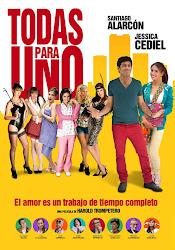 Poster de Todas Para Uno