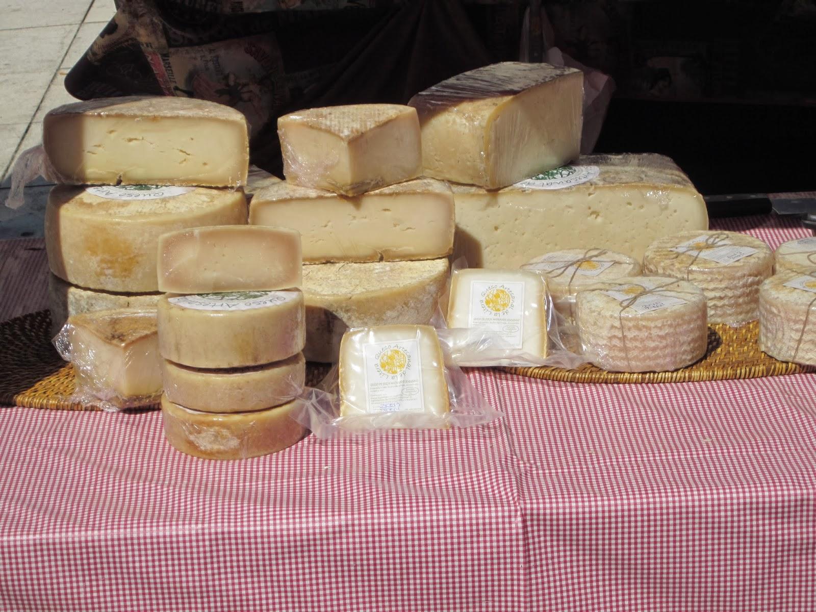 queso artesanal de la litera