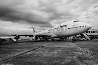 Boeing 747 Paris Musee de l'Air