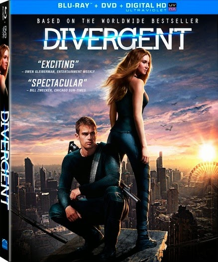 Divergent (2014) BluRay 1080p 5.1CH BRRip 1.7GB