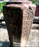 Batu Nisan Fatimah binti Maimun