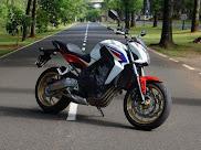 Vendo Moto CB 650 F