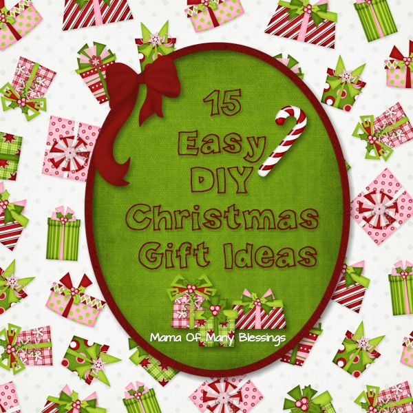 Pinterest DIY Christmas Gifts