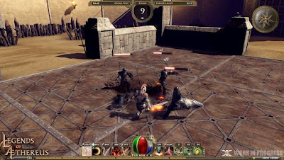 Legends of Aethereus PC Screenshot 3 Legends of Aethereus RELOADED
