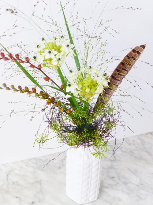 Freitagsblumen Dekoration