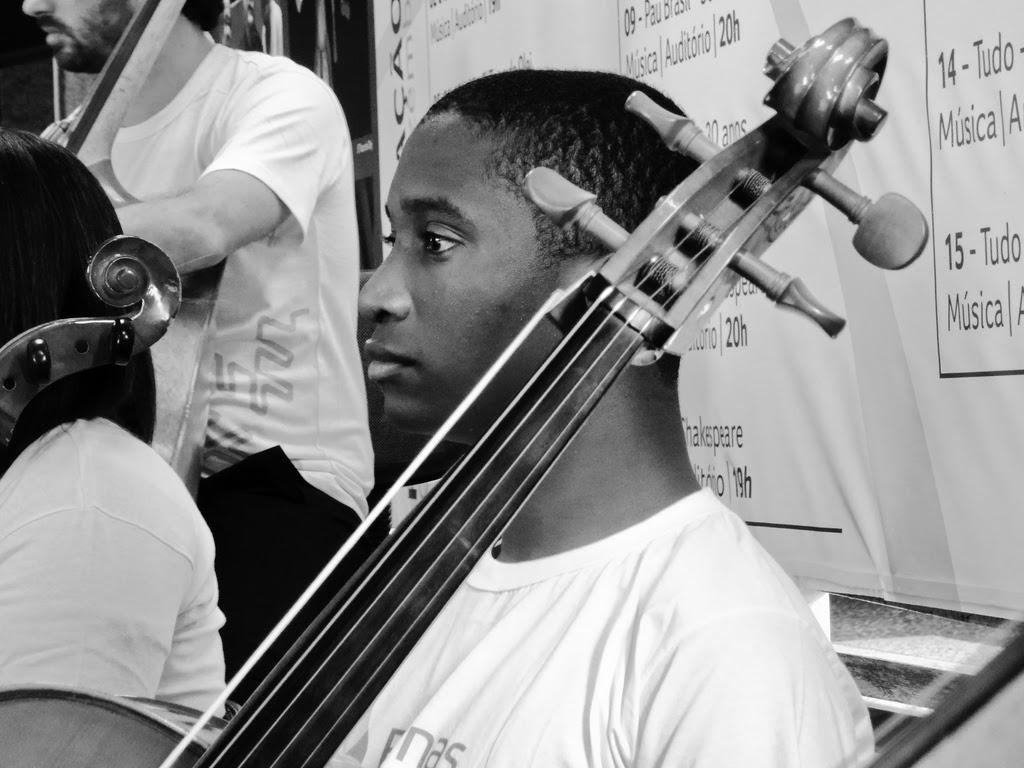 Orquestra Sinfônica de Barra Mansa, by Guillermo Aldaya / PhotoConversa