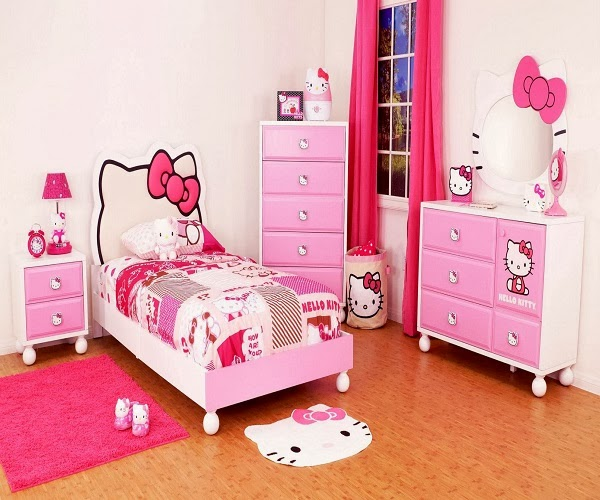 hello kitty chambre ado hello kitty chambre decoration bb et - Hello Kitty Chambre Bebe