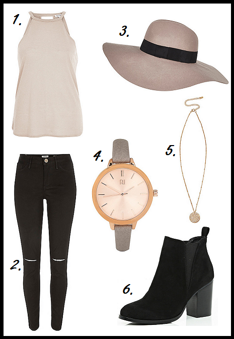 Fedora Chic | Casual Street Style Inspiration