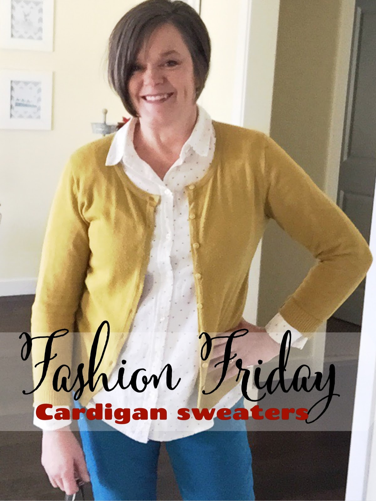 Fashion Friday- Cardigan Sweaters The Style Sisters