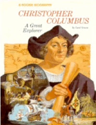bookcover of Greene's Christopher Columbus: A Great Explorer