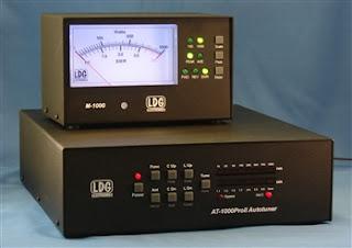 LDG highest power tuner. The AT-1000 ProII