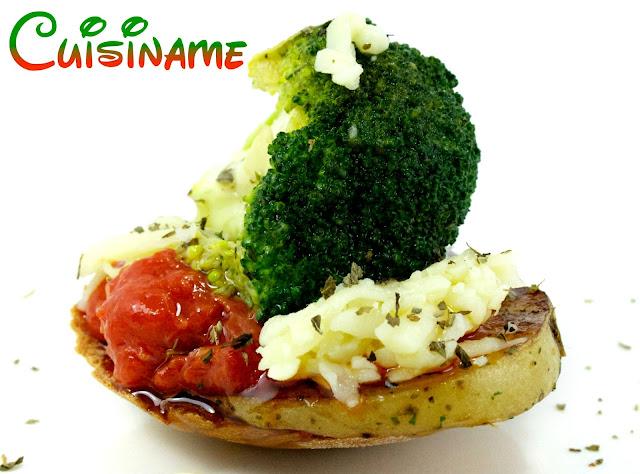 montaditos, tapas, tapas originales, sobrasada, brócoli, patatas, recetas de cocina, recetas caseras, recetas originales, recetas fáciles, recipes, humor