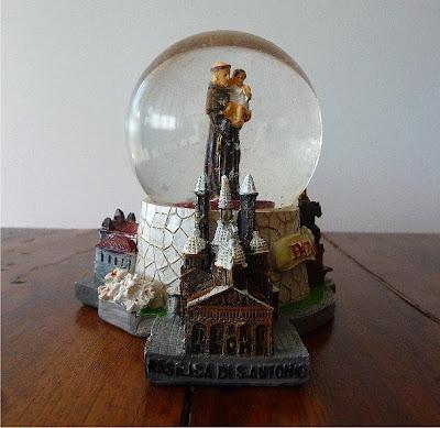 0082 Palle di neve - Boule à neige - Snow globe (ITALY)