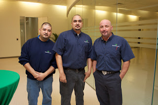 GotPrint employees at Grapevine, Texas printing facility