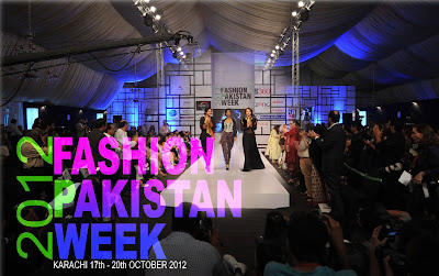 Fashion Pakistan Week 2012 October