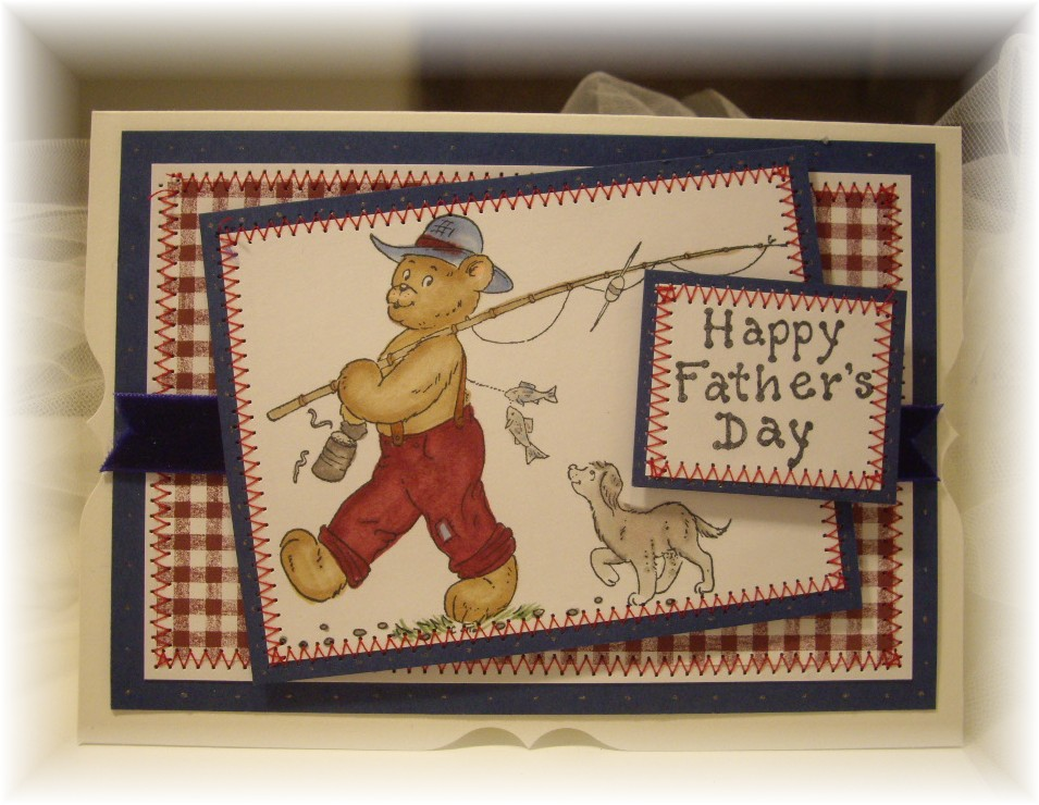 Sweeet Designs By Cheryl: Happy Father's Day!